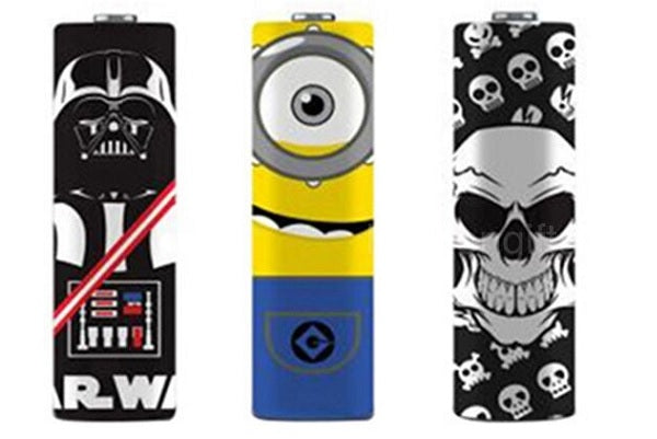 *** NEW *** 20700/21700 Battery Wraps