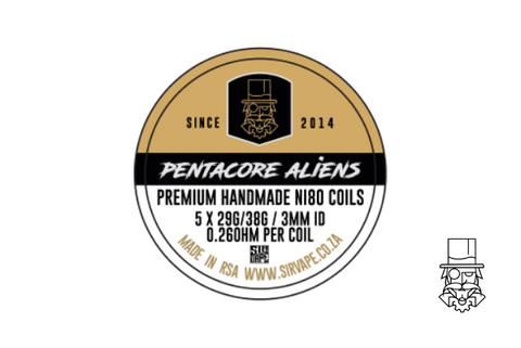 Penta Core Alien 3mm ID
