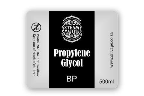 Propylene Glycol  BP 500ml