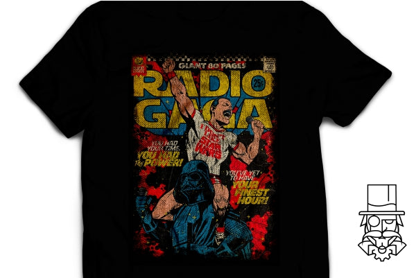 Radio Gaga T-Shirt