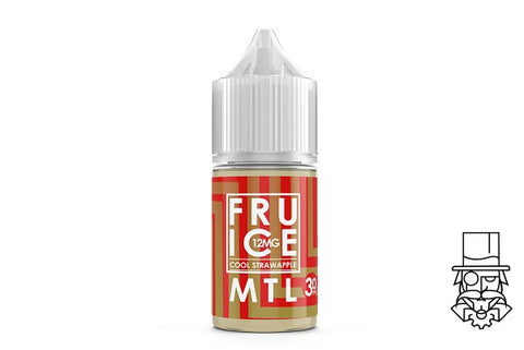 Fruice Cool Strawberry Apple MTL 12mg 30ml