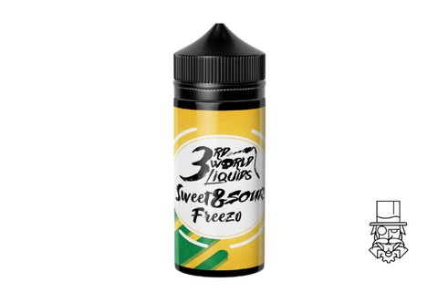 Sweet and Sour Freezo 120ml