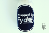 Wrapped by FYDO - Tri - Alien X 3mm ID
