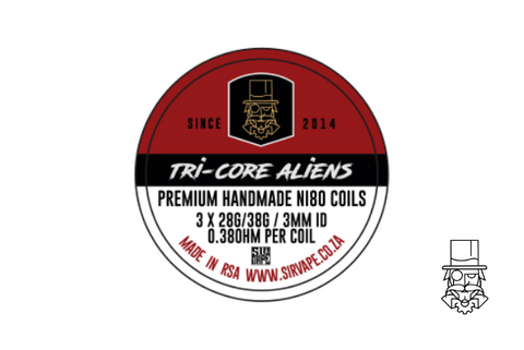 Tri Core Alien 3mm ID