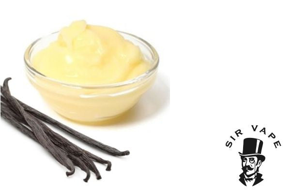Vanilla Custard 20ml