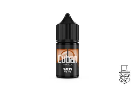Cuban Vanilla Salts 30ml