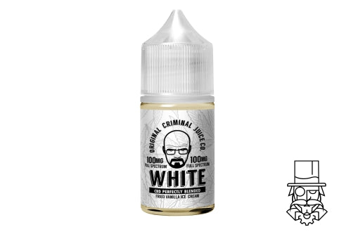 White CBD  30ml
