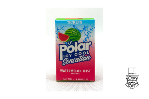 Tickets Watermelon Mist  25mg Nic salts 30ml