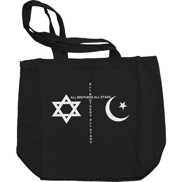 Peace Tote Bag - ALL BROTHERS ALL STARS -  - Bags