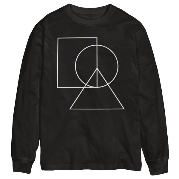 Long Sleeve Peace Sign T-Shirt - ALL BROTHERS ALL STARS -  - T-shirts - 1