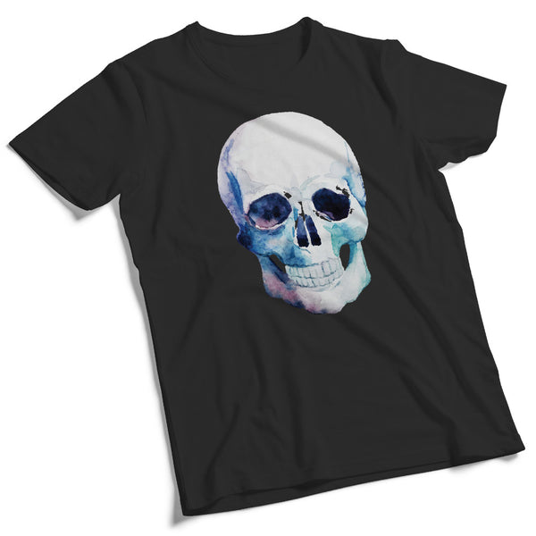 Made in USA Slim-Fit Skull T-Shirt - ALL BROTHERS ALL STARS -  - T-shirts - 1