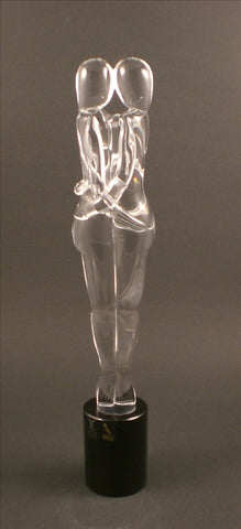 Murano Glass Sculpture Amanti Image