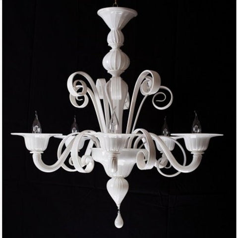 Murano Glass Chandelier Perseo Image