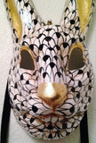 Venetian Rabbit Mask Coniglio New Decor Image