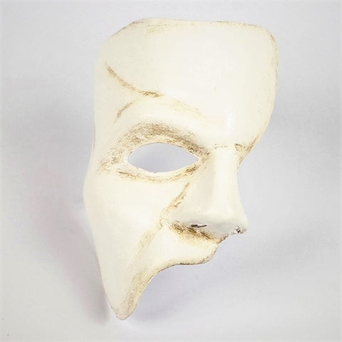Phantom of the Opera Nuovo Classic White Image