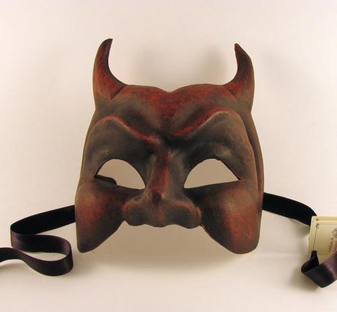 Devil Mask Red Image