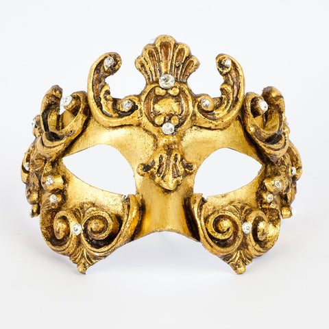 Colombine Baroque Terra Gold Image