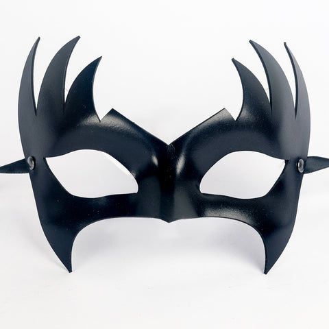 Colombine Leather Fenice Eye Mask Image