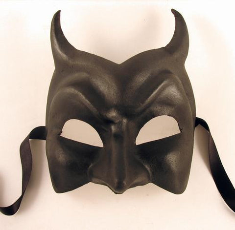 Devil Mask Black Coal Image