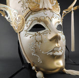 Jolly Punte Metallo Venetian Mask