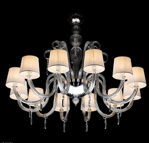 Murano Glass Chandelier Gritti Image