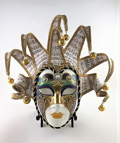 Jolly Music Mask Image
