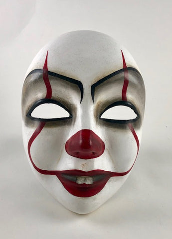 Volto Pagliaccio The Dreadful Venetian Clown Image