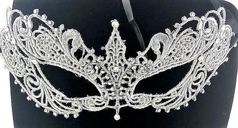 Lace Filigree Masquerade Mask 50 Shades Darker Image