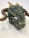Great Horned Dragon Mask Image