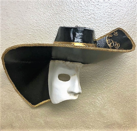 Phantom of the Opera with Hat Image