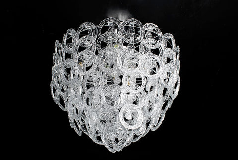 Murano Glass Laguna Ceiling Light Image