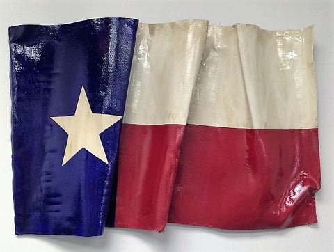 Texas Flag Wall Ornament