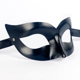 Colombine Leather Rondi Eye Mask Image