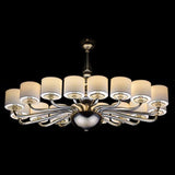 Murano Glass Chandelier Royal Image