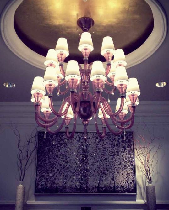 Shop our stunning collection of Venetian Chandeliers