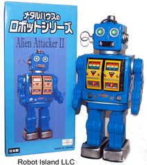 Alien Attacker Robot Metal House Robot Japan Version II - SOLD OUT!