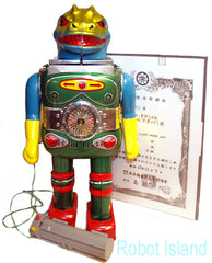 Kaleidoscope Changeman Robot Japan with  Extreme Limited Edition - SOLD