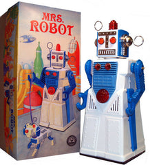 Chief Robotman - Mrs. Robot Fembot Version Limited Edition - SOLD OUT!