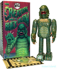 Creature from The Black Lagoon Tin Toy Wind Up - SALE!