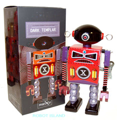 Dark Templar Robot Windup Tin Toy St. John Toys Edition - Just Arrived!