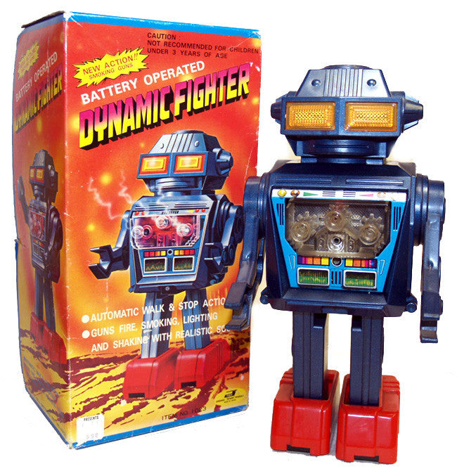 Dynamic Fighter Robot Japan - SOLD