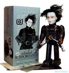 Medicom Edward Scissorhands wind up - SALE!
