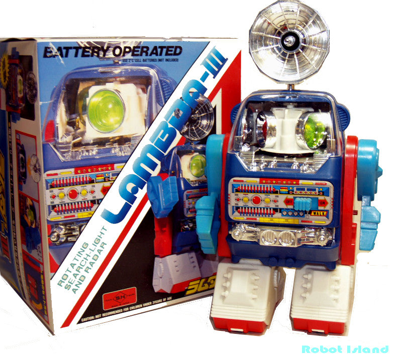 Copy of Horikawa Robot Lambda III - SOLD