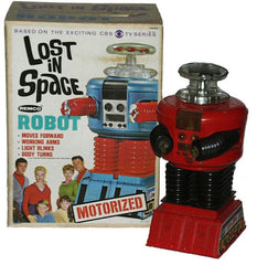 Lost in Space Robot Remco 1966 - SOLD
