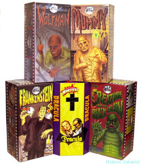Universal Monster Robots tin wind-up Set