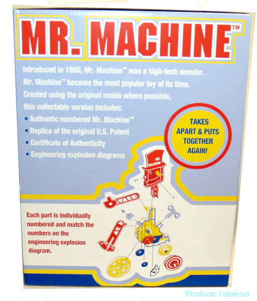 mr machine ebay