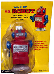Cragstan Robot Windup 1969 Japan