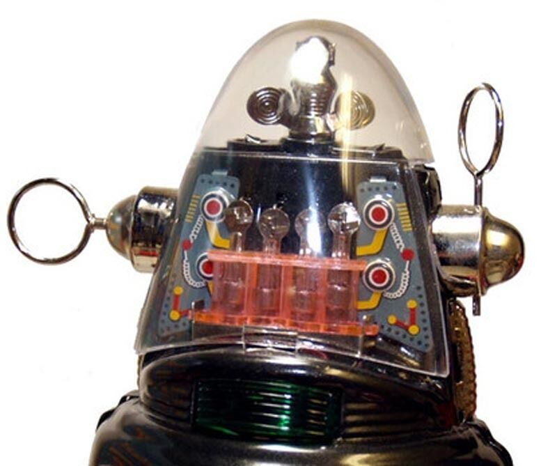 Robby the Robot Dome Replacement Only