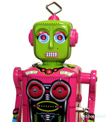 Roberta Robot Maria Metropolis Tin Toy Windup - SALE!