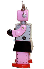 Roxy Robot Windup Tin Toy St. John Toys Edition